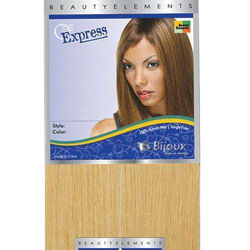 AMINCO Group Cortina Cabello Natural Bijoux Express Nro.22