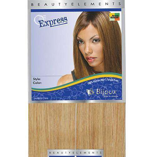 AMINCO Group Cortina Cabello Natural Bijoux Express Nro.24