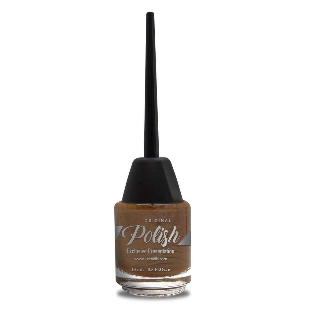 AMINCO Group Esmalte de Uñas Lustnails Brown Nacar de 15ML