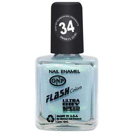 GNP Esmalte de Uñas Esmalte FLASH Colors de GNP 15ML Nro.34