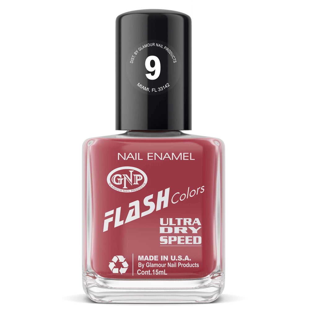 Esmalte FLASH Colors de GNP 15ML Nro.9 en Beauty Supply