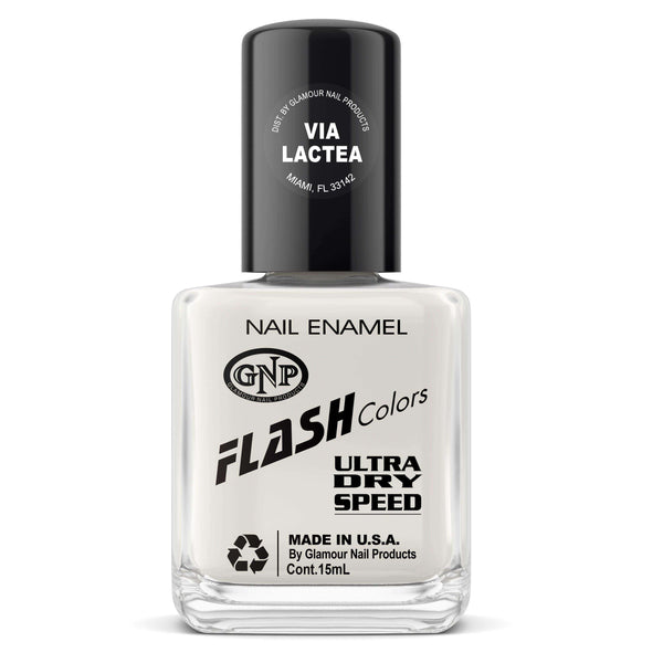 Esmalte FLASH Colors de GNP 15ML Via Láctea en Beauty Supply