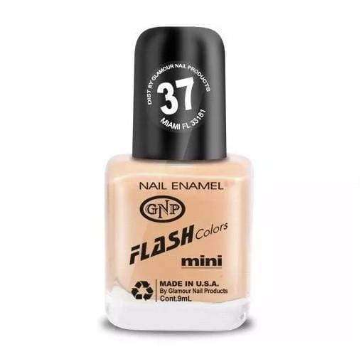 GNP Esmalte de Uñas Esmalte FLASH Colors de GNP 9ML Nro.37 Salmon