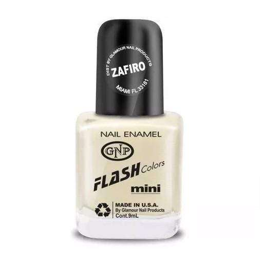 Esmalte FLASH Colors de GNP 9ML Zafiro en Beauty Supply