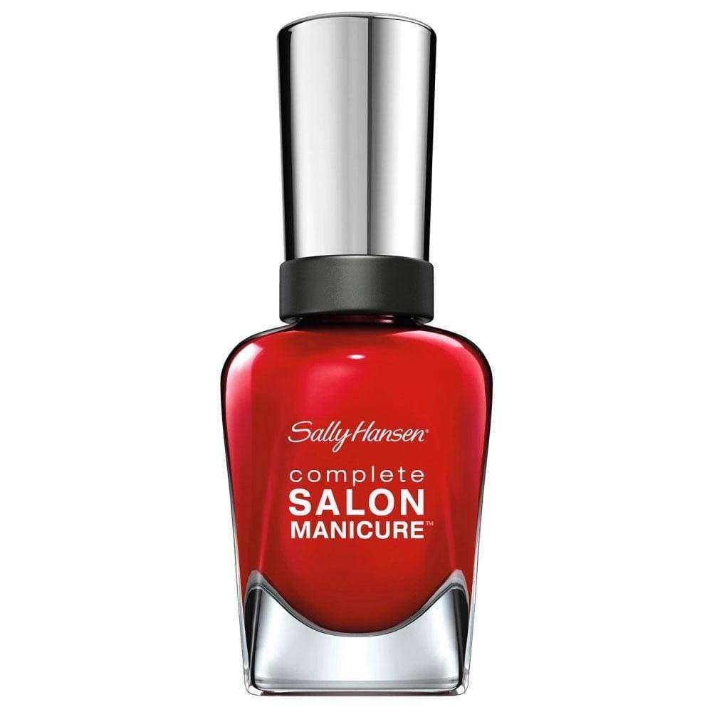 Esmalte para Uñas Sally Hansen Complete Salon 231 Red My Lips en Beauty Supply