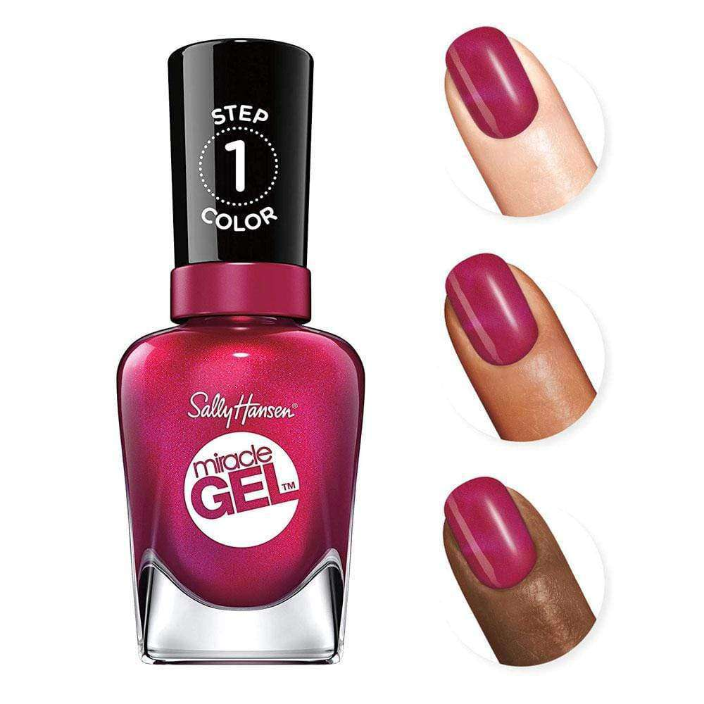 Sally Hansen Esmaltes Semipermanentes Sally Hansen Miracle Gel 499 Mad Women