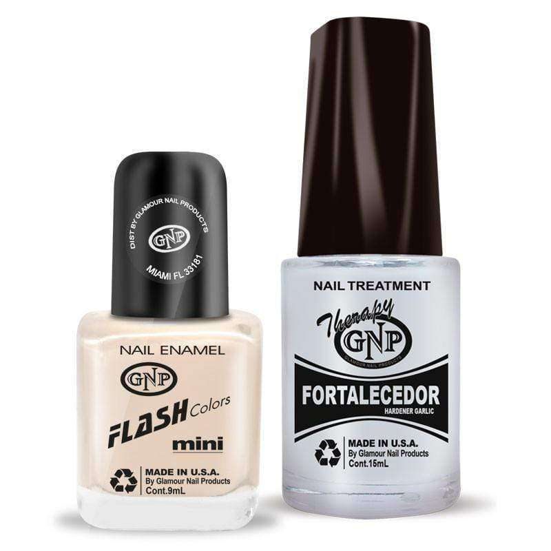 Fortalecedor de Ajo y Esmalte GNP 9ML Arena en Beauty Supply