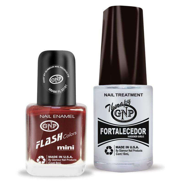 Fortalecedor de Ajo y Esmalte GNP 9ML Nro.25 en Beauty Supply