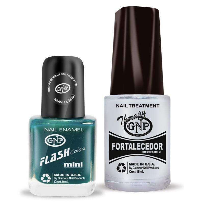 Fortalecedor de Ajo y Esmalte GNP 9ML Nro.48 Verde en Beauty Supply
