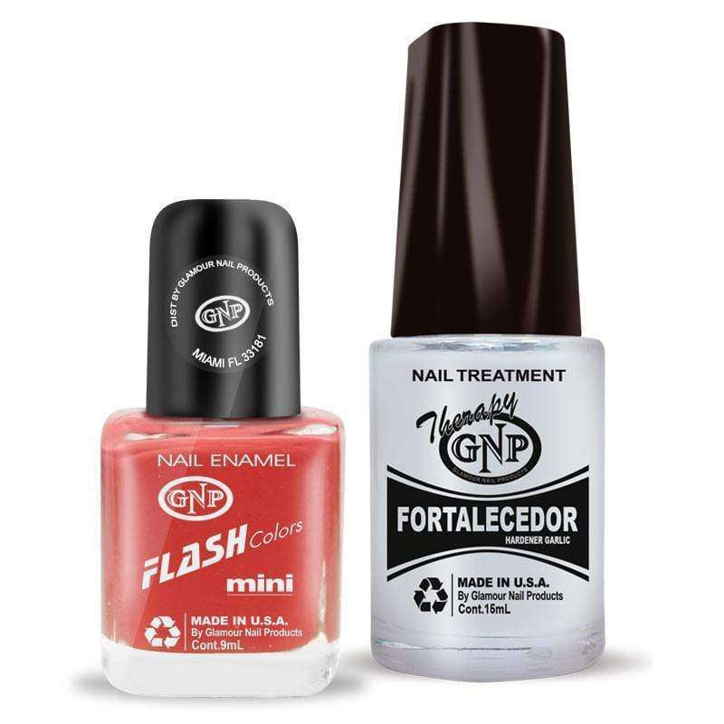 Fortalecedor de Ajo y Esmalte GNP 9ML Nro.9 en Beauty Supply
