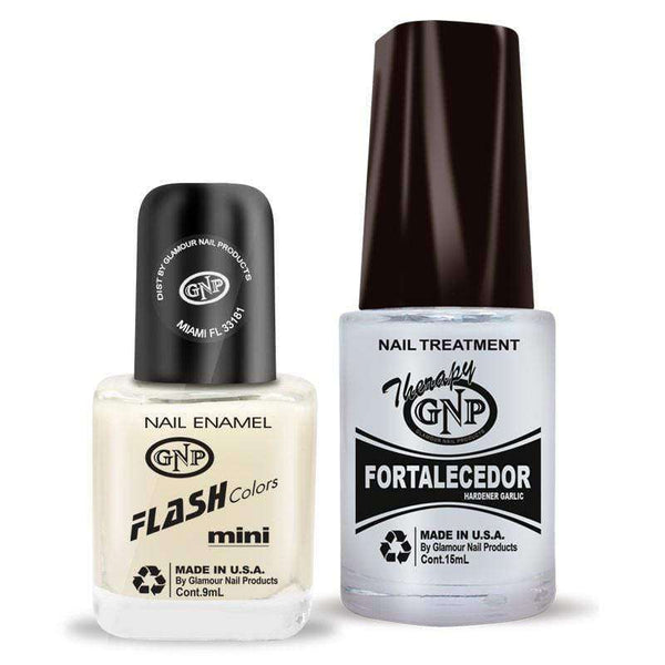 Fortalecedor de Ajo y Esmalte GNP 9ML Via Lactea en Beauty Supply