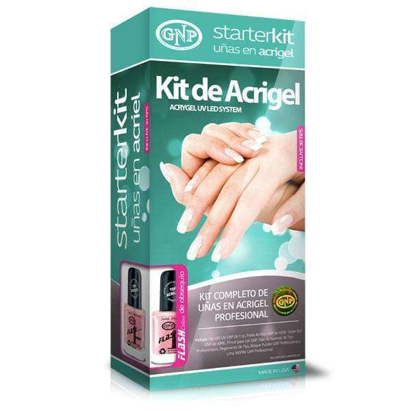 Kit Uñas en Acrigel GNP en Beauty Supply