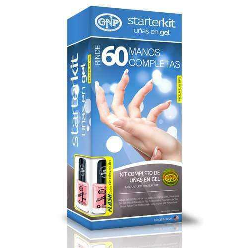 Kit Uñas en Gel GNP Rinde 60 Manos completas en Beauty Supply