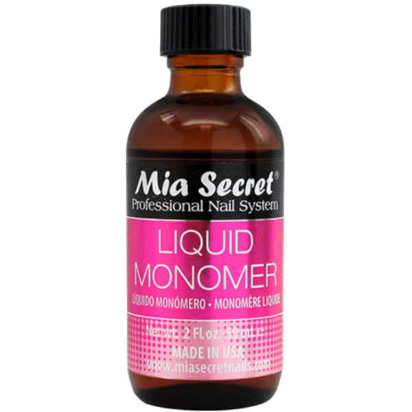 Liquido Acrilico Mia Secret 59ml monomero en Beauty Supply