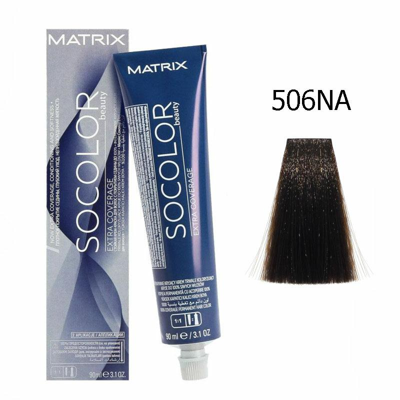 506NA POMO DE TINTA MATRIX EXTRA COBERTURA SoColorBeauty en Beauty Supply