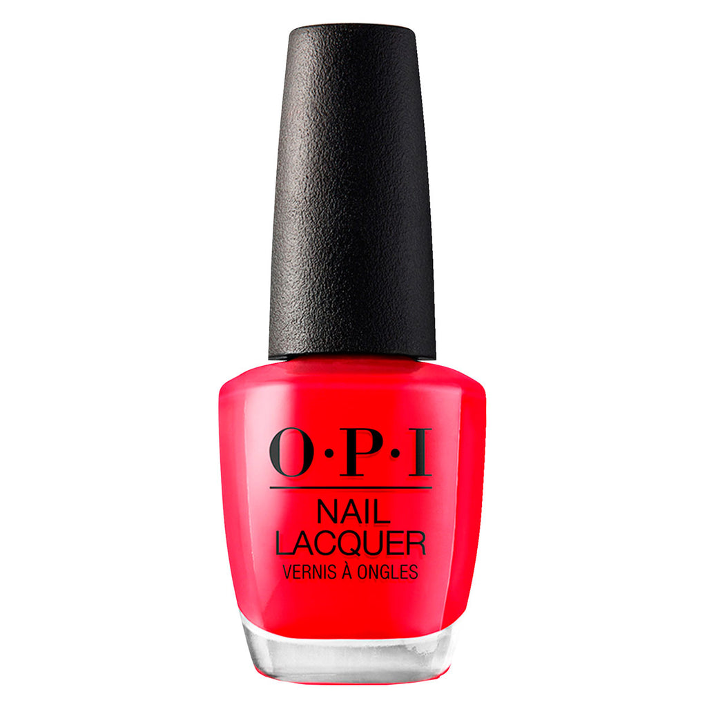 ESMALTES OPI NLC13 COCA COLA RED en Beauty Supply