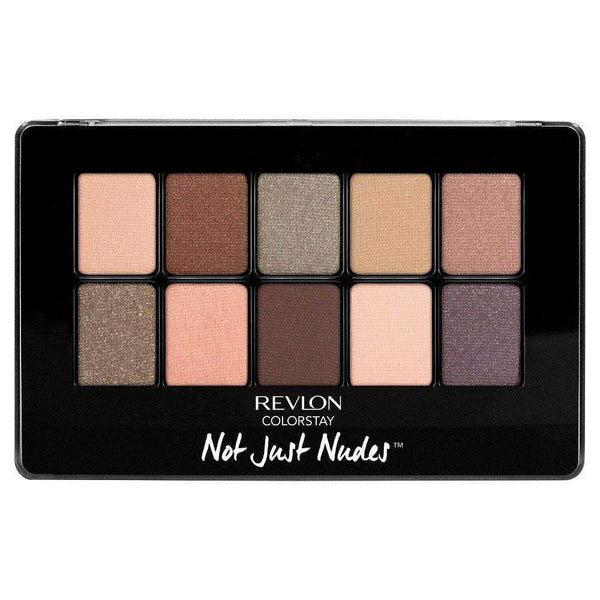 Paleta de Sombras de Ojos Revlon Not just Nudes Romantic Nudes en Beauty Supply