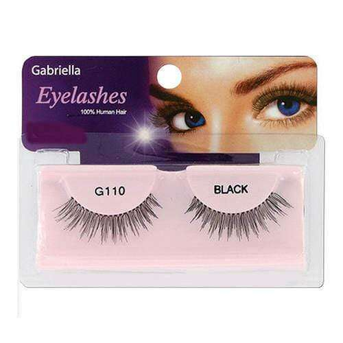 Pestañas Entera G110 Gabriella en Beauty Supply