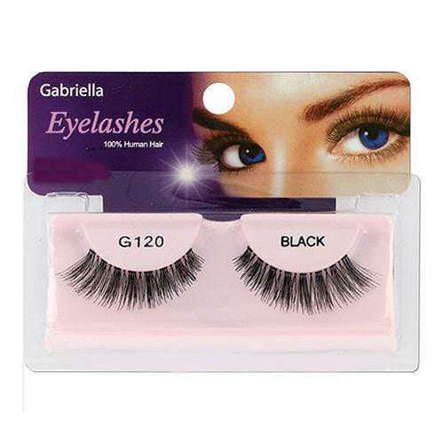 Pestañas Entera G120 Gabriella en Beauty Supply
