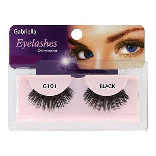 Pestañas Enteras G101 Gabriella en Beauty Supply