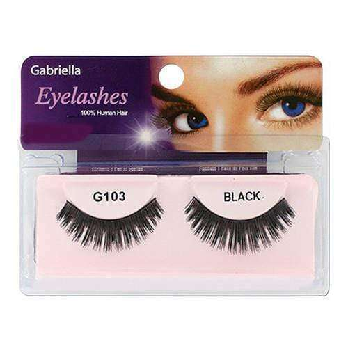 Pestañas Enteras G103 Gabriella en Beauty Supply