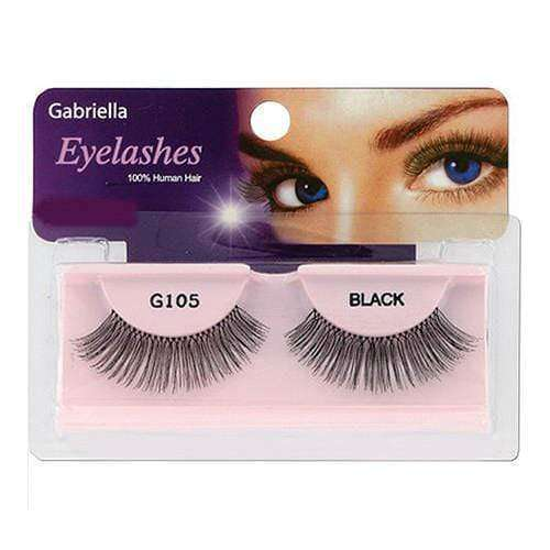 Pestañas Enteras G105 Gabriella en Beauty Supply