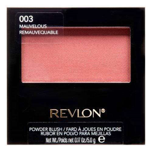REVLON Polvo de Maquillaje Revlon Powder Blush Mauvelous