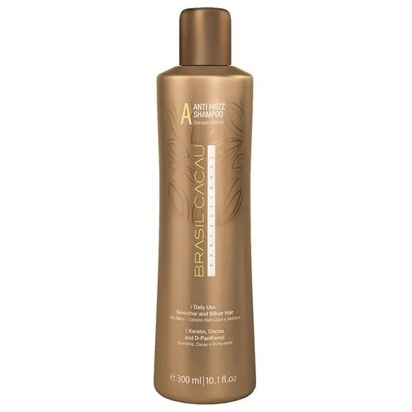 BRASIL CACAU Shampoo Antifrizz Mantenimiento 300ML en Beauty Supply