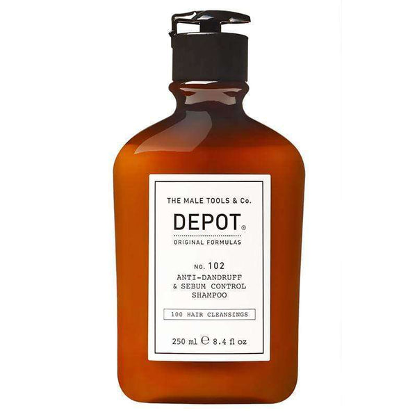 Shampoo Depot no.102 Anticaspa y para cabello graso en Beauty Supply
