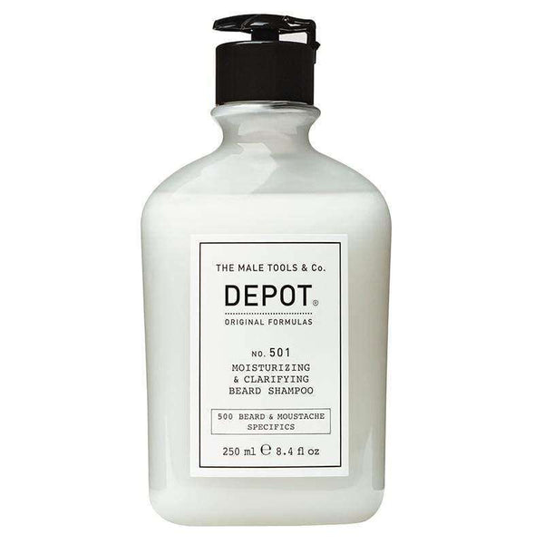 Shampoo Depot no.501 Específico para el vello facial en Beauty Supply