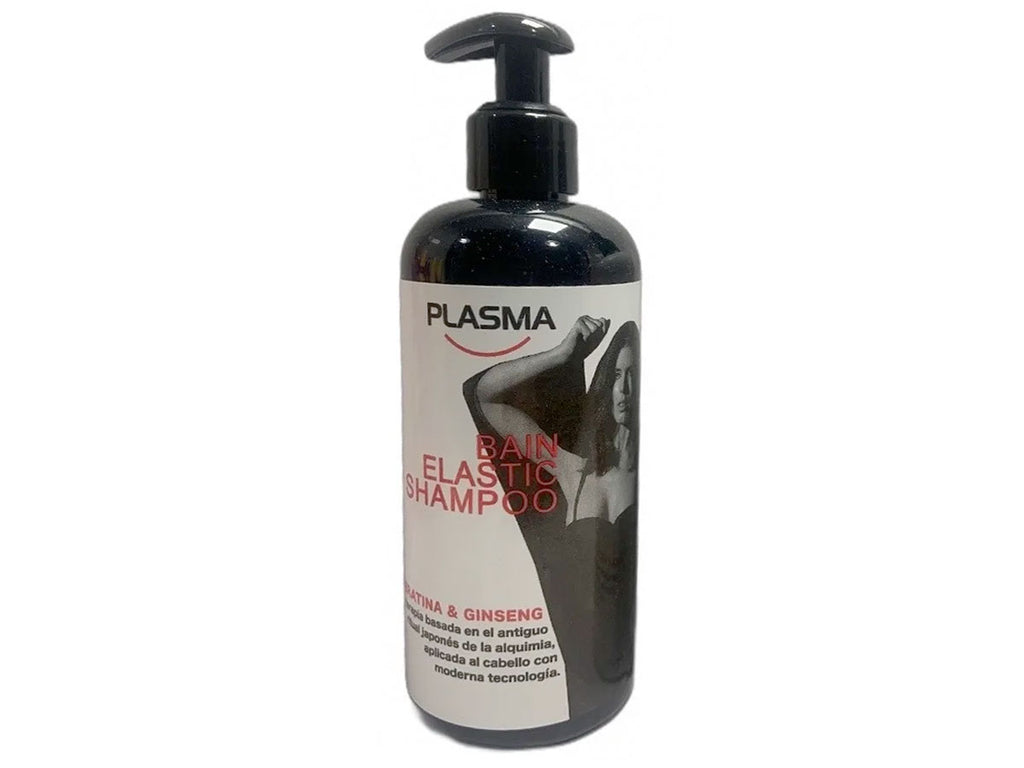 Shampoo Plasma ELASTIC 300ml. en Beauty Supply