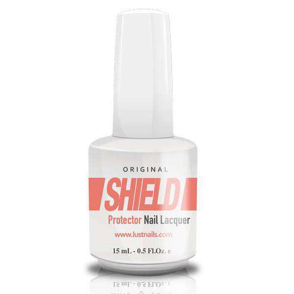 AMINCO Group Tratamientos para Uñas SHIELD Protector Nail Lacquer Lustnails 15ML