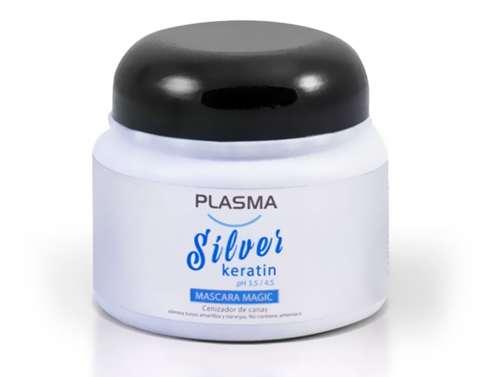 Balsamo Plasma Silver 250ml. en Beauty Supply