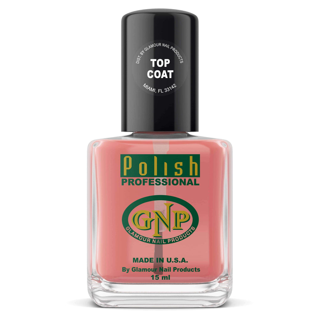 Top Acrilico GNP 15ML Top Coat en Beauty Supply