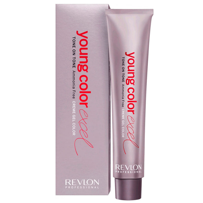 Pomo de Tinta REVLON Young Color Excel 70ML