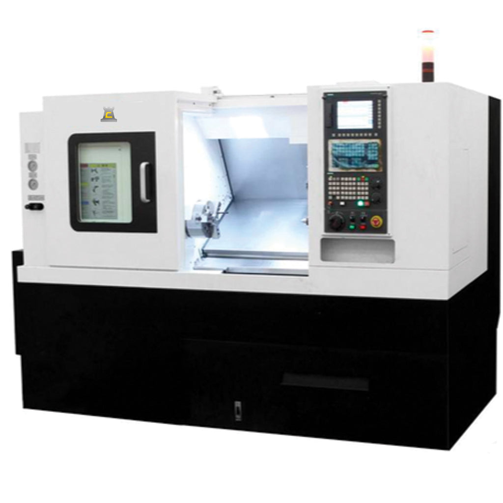 Asteroid CNC Slant Bed Lathes