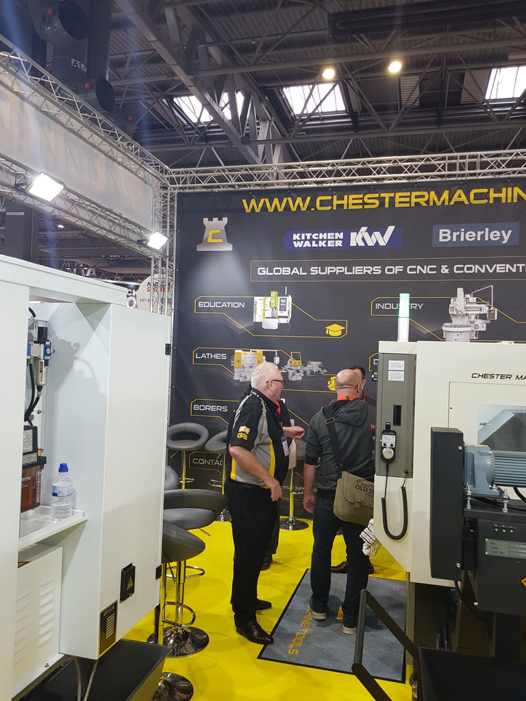Chester at MACH 2018