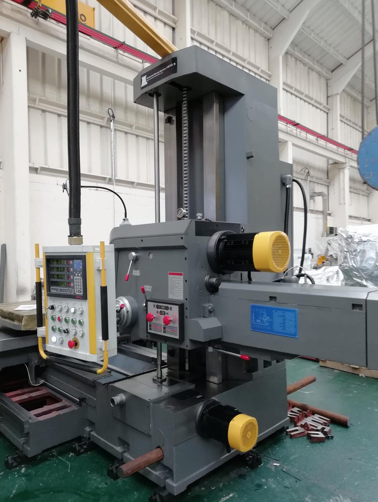 Chester Machine Tools HB110 Borer Build
