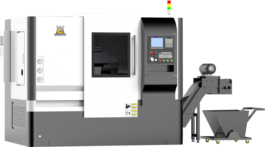 An Engineers Guide to CNC Lathes