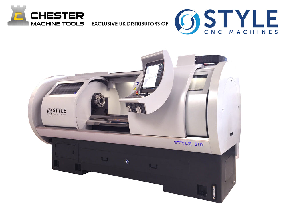 Chester Machine Tools Exclusive Distributors of STYLE CNC Machines - Holland