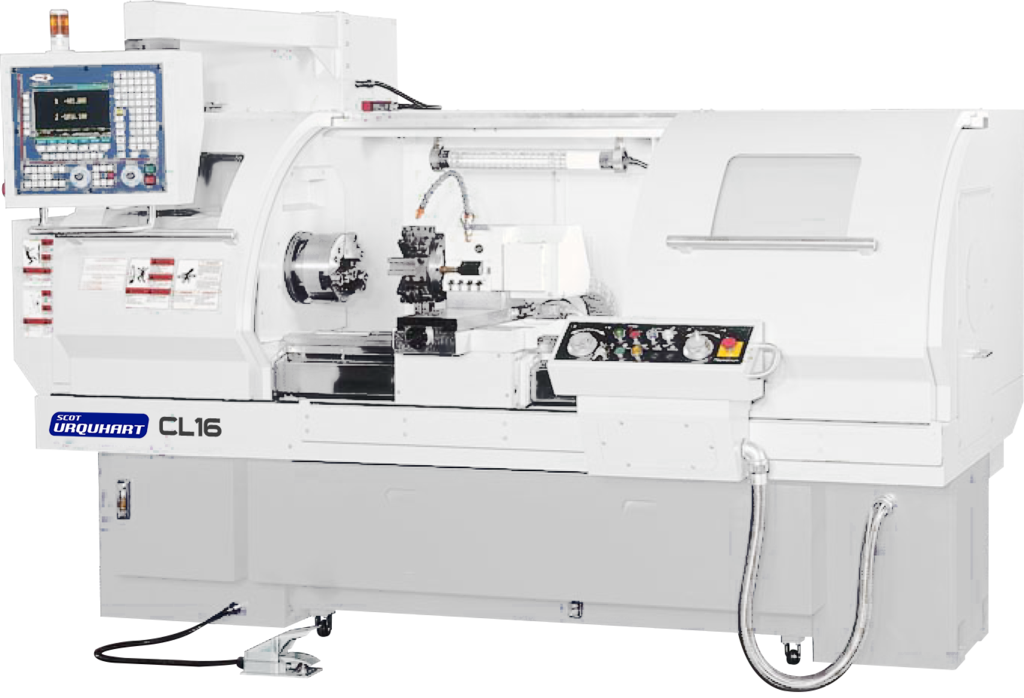 A Bit About CNC Machines