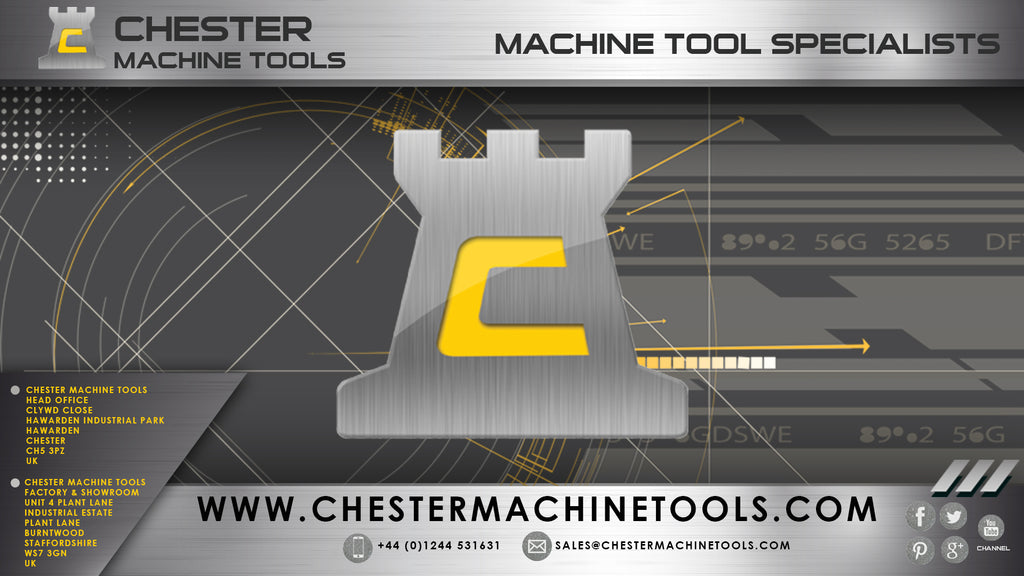 Chester Machine Tools Presentation