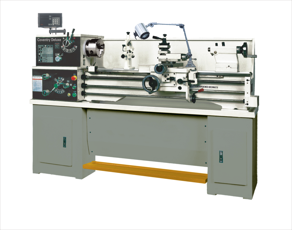 Featuring The Coventry Deluxe Lathe