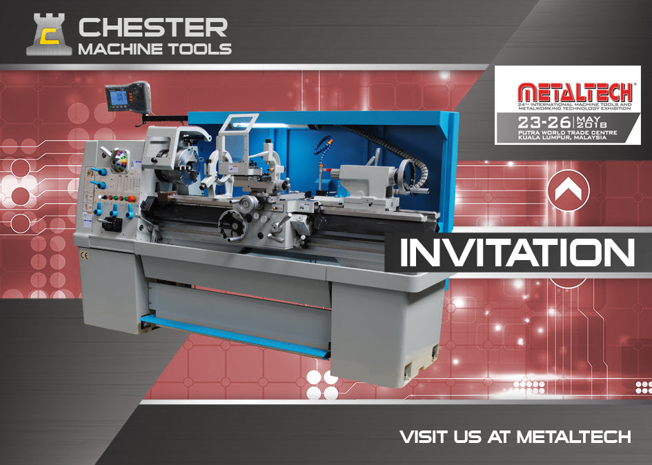 Your Invitation to Visit Us At METALTECH - MALAYSIA