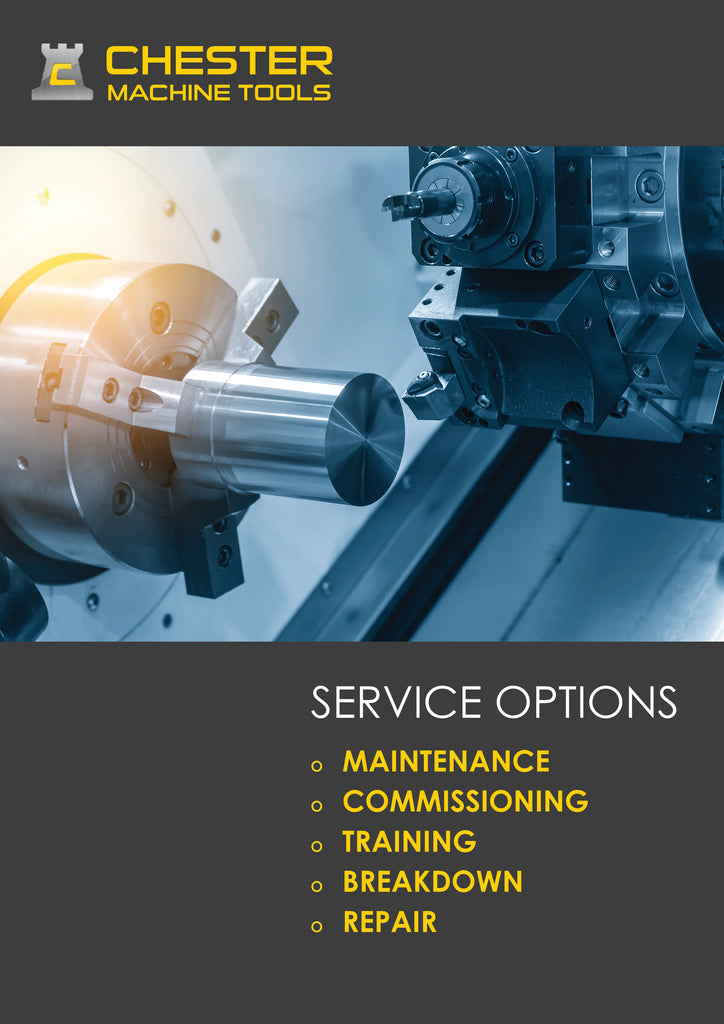 Chester Machine Tools Service Options