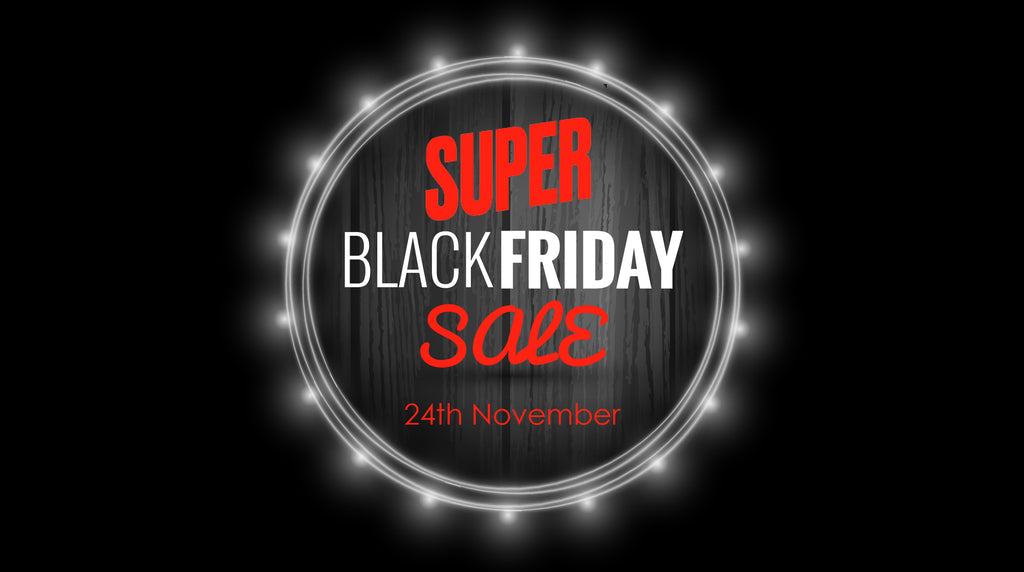 We Are Still on Countdown To Black Friday...