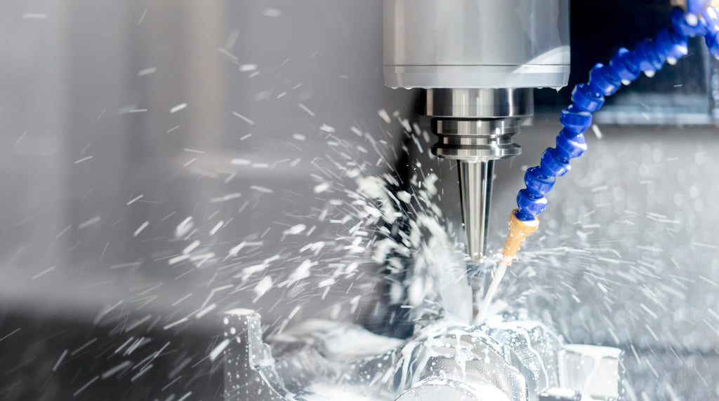Chester's extensive range of CNC Machining Centres
