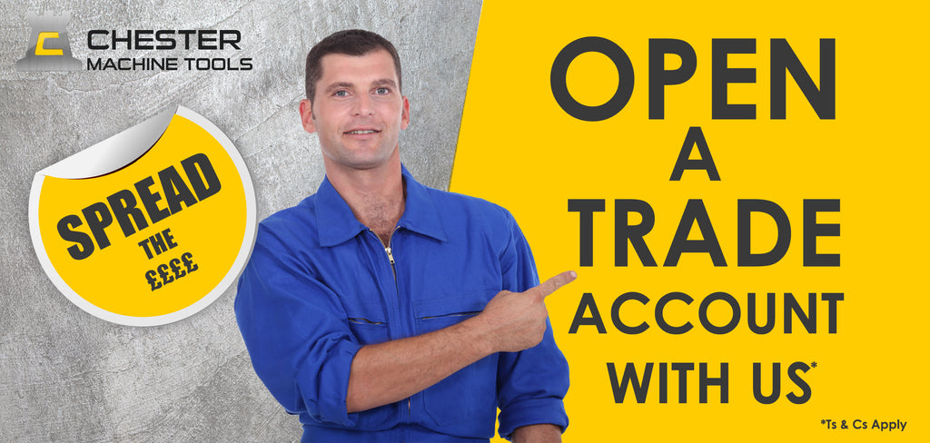 OPEN A TRADE ACCOUNT WITH CHESTER