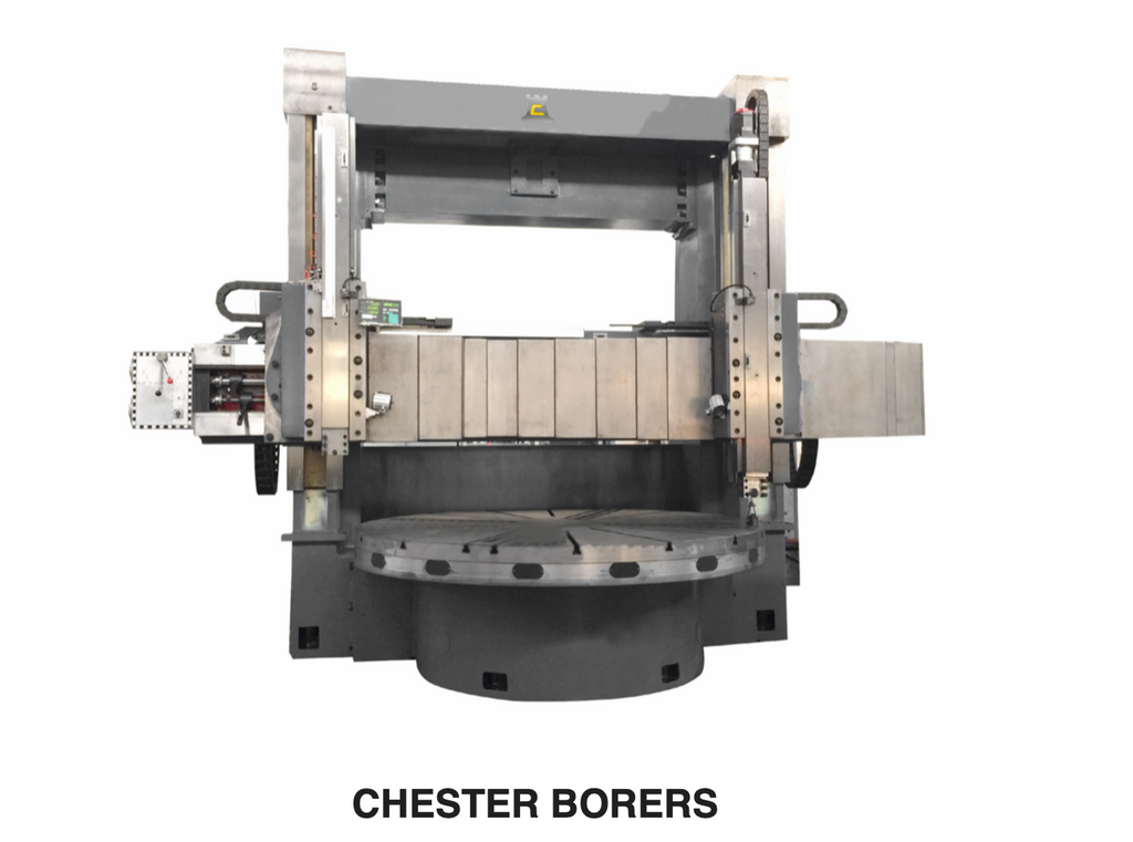 Chester's Heavy Weights in The Machine Tool Industry