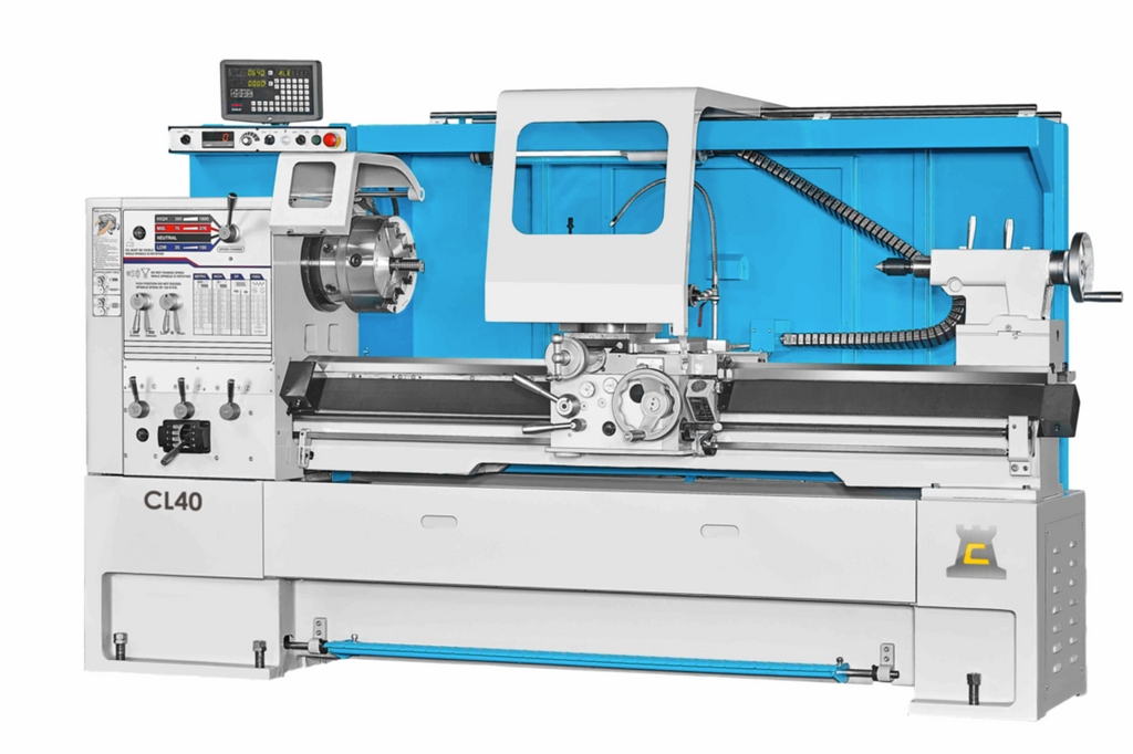 Introducing a New Lathe into our range